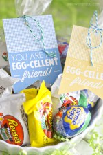 "Free ""Egg-Cellent"" Easter Printables"