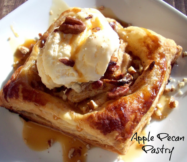 Apple Pecan Pastry Recipe