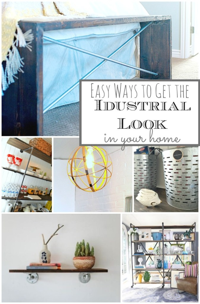 Easy Ways to Get the Industrial Look In Your Home