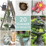 Great Ideas — 20 Summer DIY Projects!