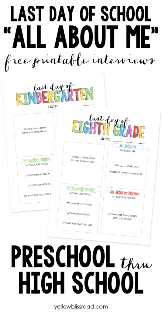 Last-Day-of-School-All-About-Me-Free-Printable-Interviews