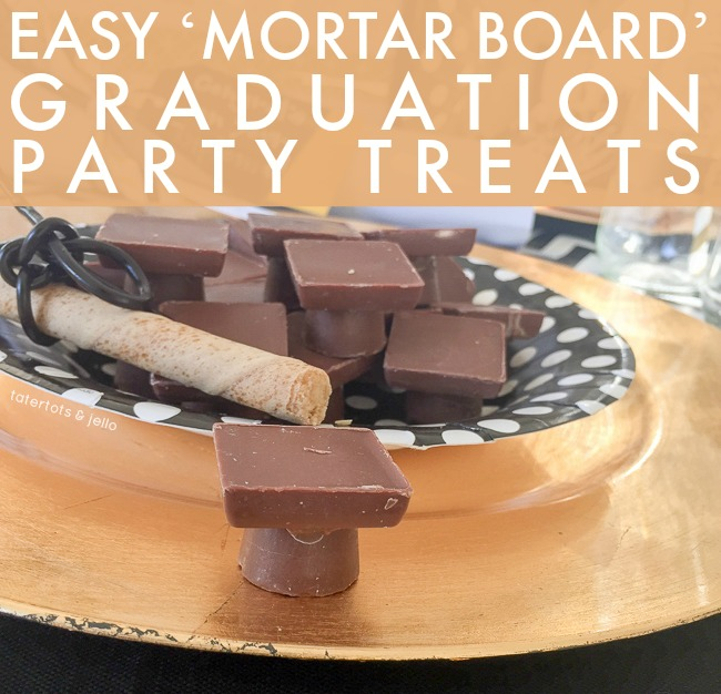 easy.mortar.board.graduation.party.treats.tatertots.and.jello