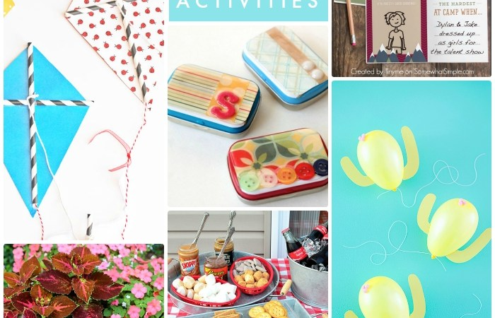 16 Summertime Activities!
