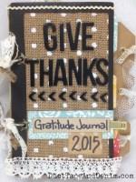 DIY Gratitude Journal