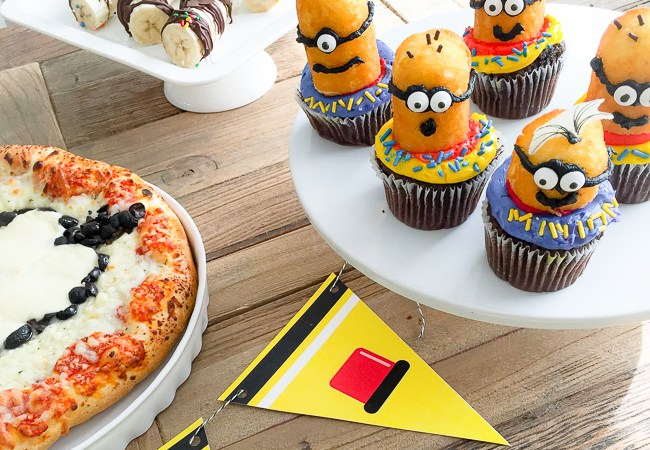 Minion Inspired Party Ideas (and Free Printables)!
