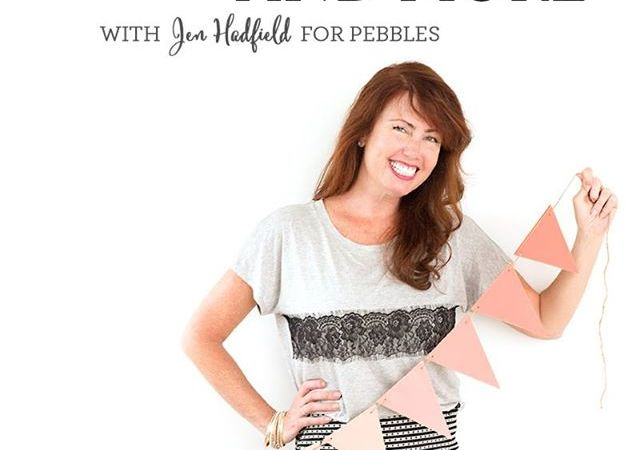 Win My New DIY Home Line from Pebbles Inc.!