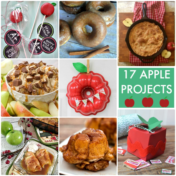 17 Apple Projects