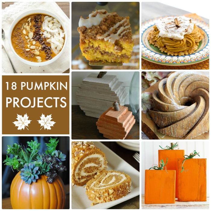 18 Pumpkin Projects 2