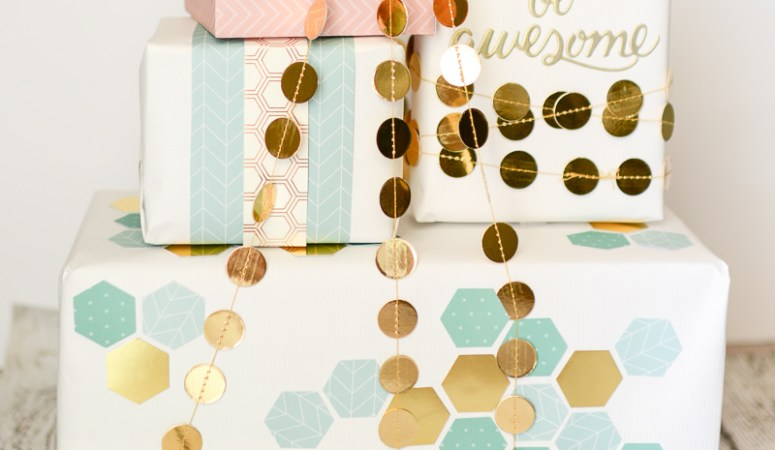 How to Make a Cardstock Gift Box
