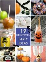 Great Ideas — 19 Halloween Party Ideas!