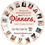 Join Me & Lisa Bearnson (!) at the Pinners Conference + Announcing Anthology!