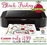 Black Friday – My Favorite Printer Deal!