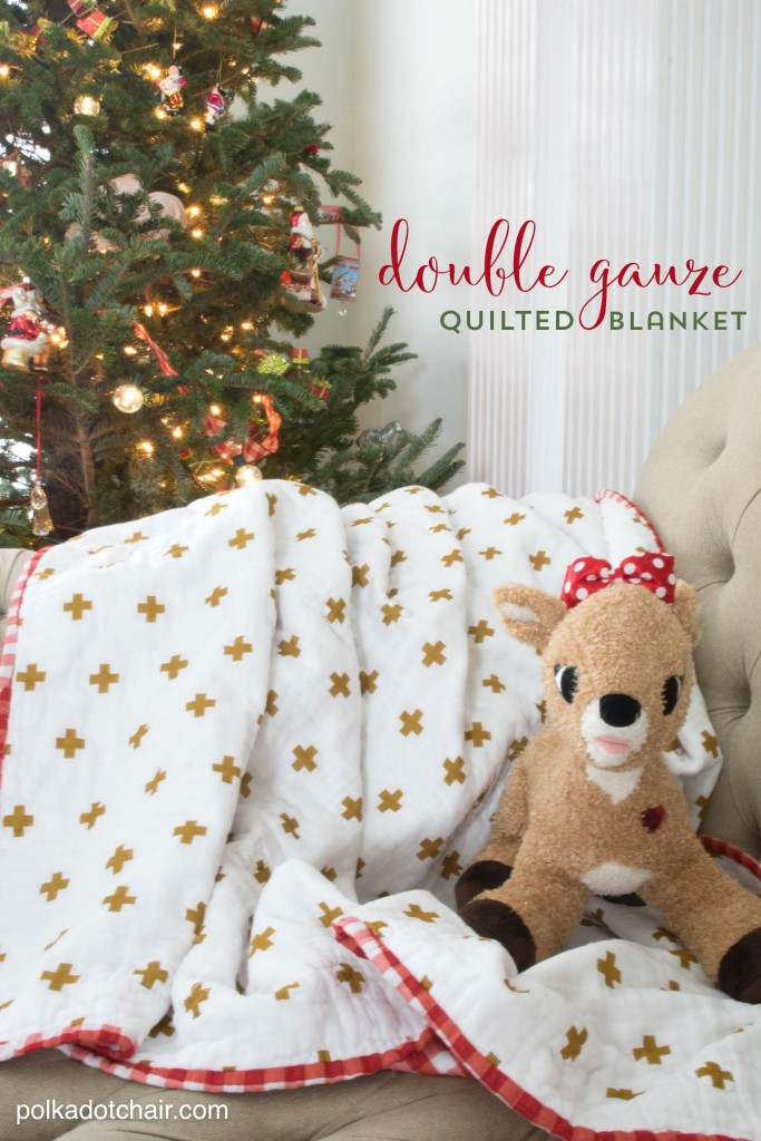 double-gauze-quilted-blanket