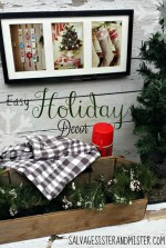 Happy Holidays: Easy Holiday Decor