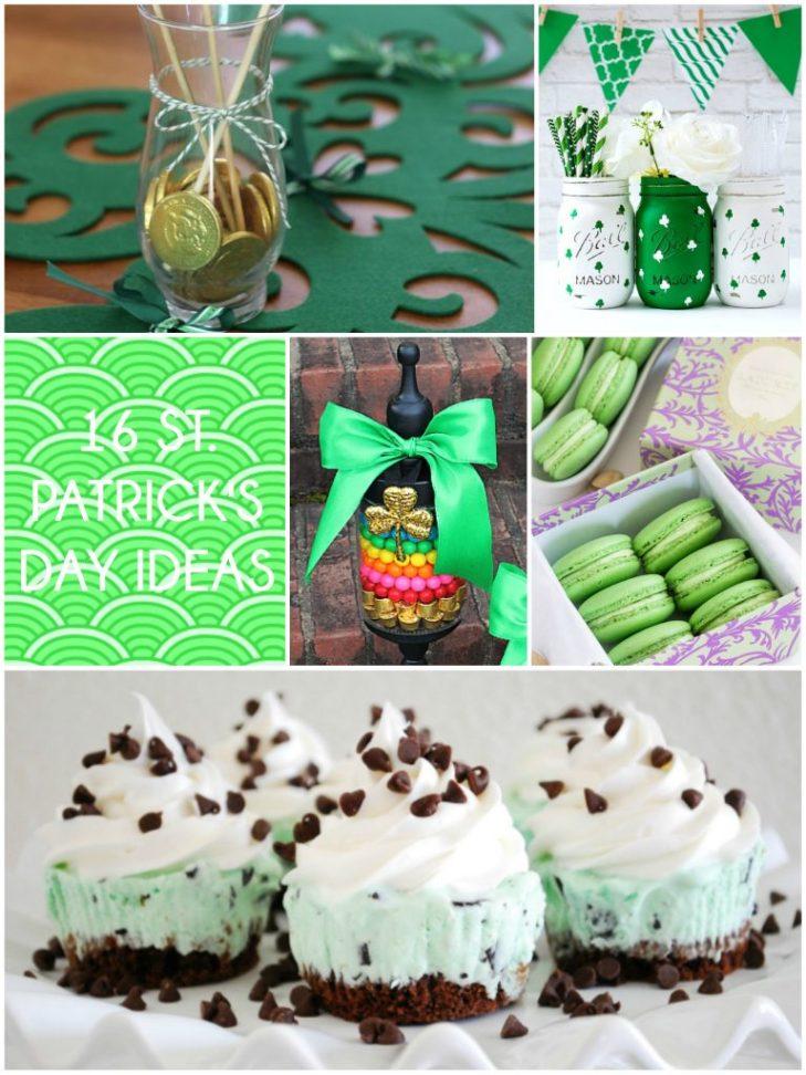 16 St Patrick's Day