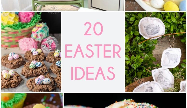 Great Ideas — 20 Easter Ideas!
