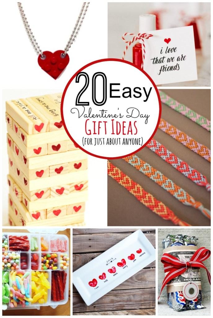20 Easy Valentine's Day Gift Ideas