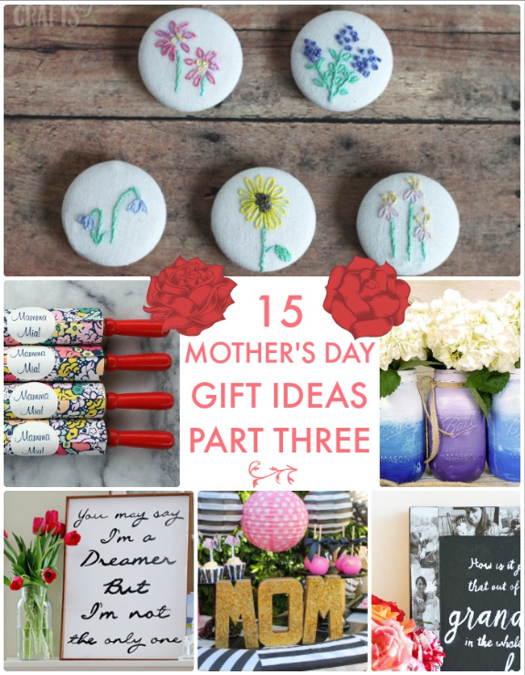 15 Mothers Day Gift Ideas Part 3