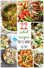 22 Salad Recipes You'll Want to Try