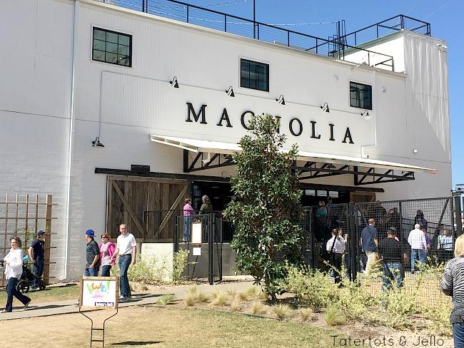 magnolia market trip