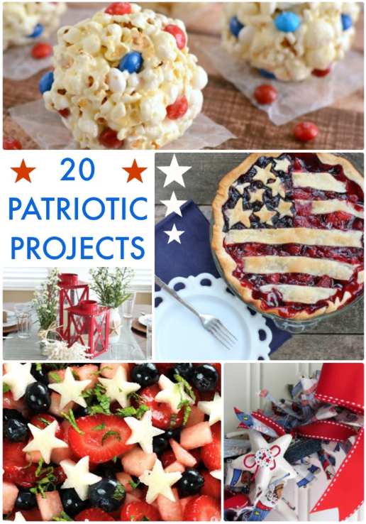 20 Patriotic Projects