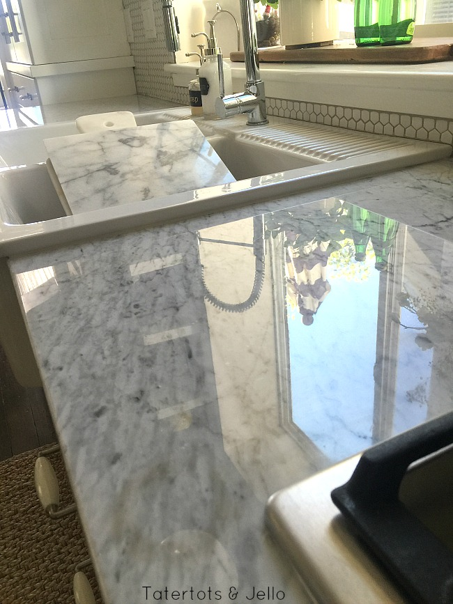 Attractive How To Restore Marble Counters