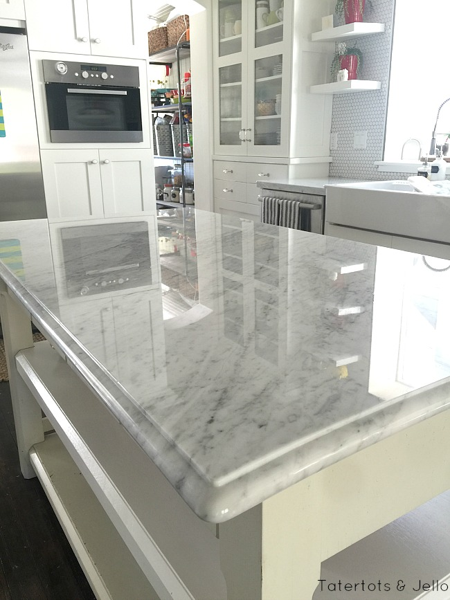 How To Restore Marble Counters