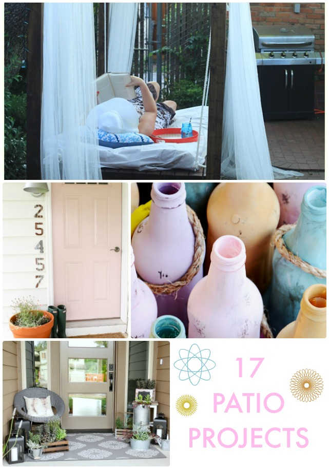 17 Patio Projects