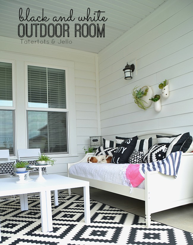 Make an Outdoor Room