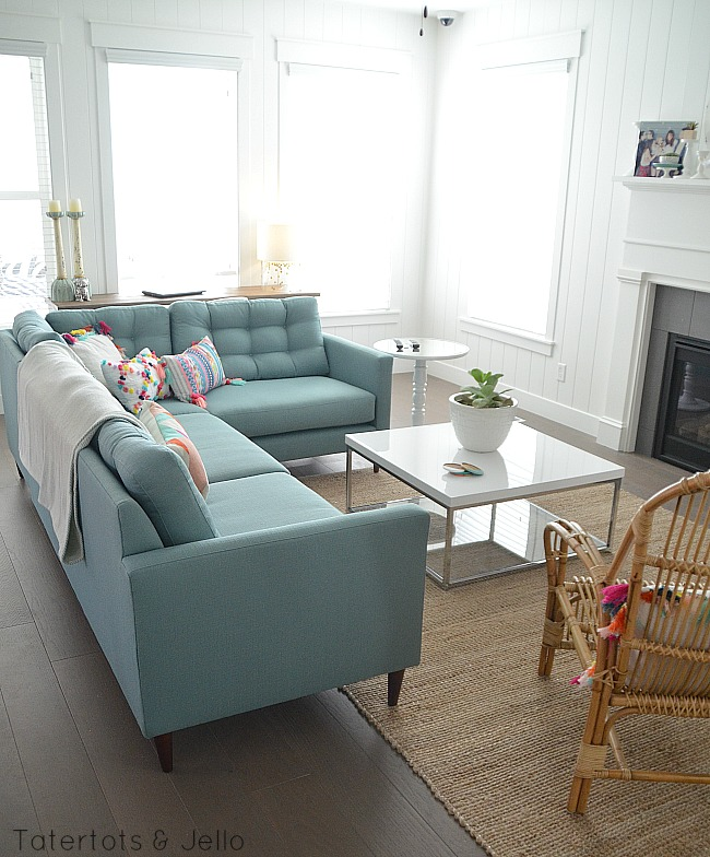 Bryson Farmhouse Sectional Review