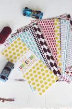 Free Printable Summertime Journal!