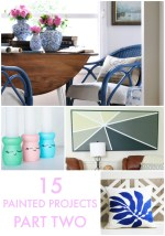 Great Ideas — 15 Painted Projects Part Two!