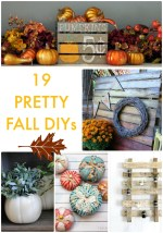 Great Ideas — 19 Pretty Fall DIYs!