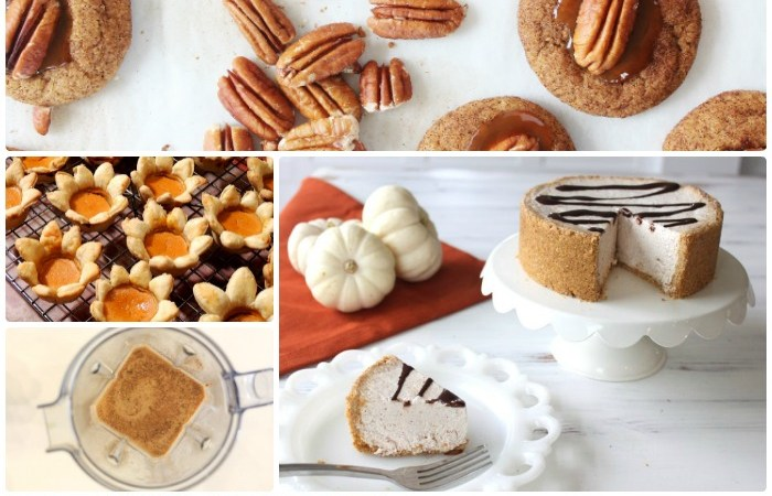 Great Ideas — 20 Pumpkin Treats!
