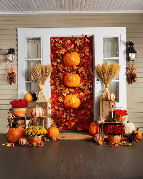 halloween porch decorating ideas