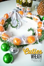 Holiday Hostess Gift Idea – Make a Cuties® Wreath!