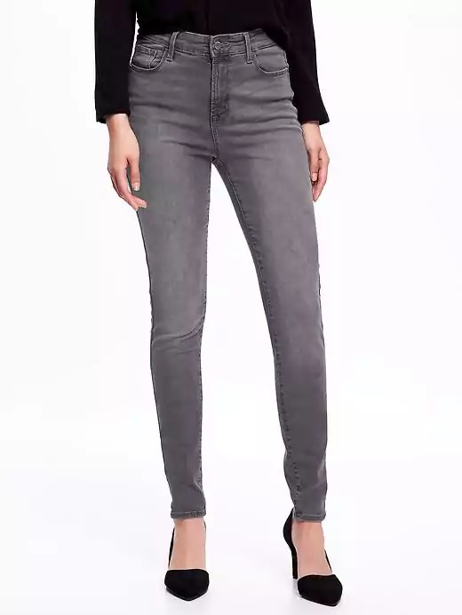 old navy sculpt jeans. My favorite things.