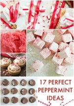 Great Ideas — 17 Perfect Peppermint Ideas!
