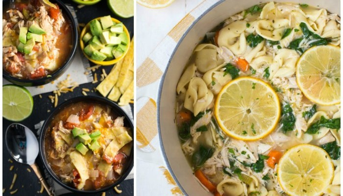 Great Ideas — 15 Winter Soups and Stews!