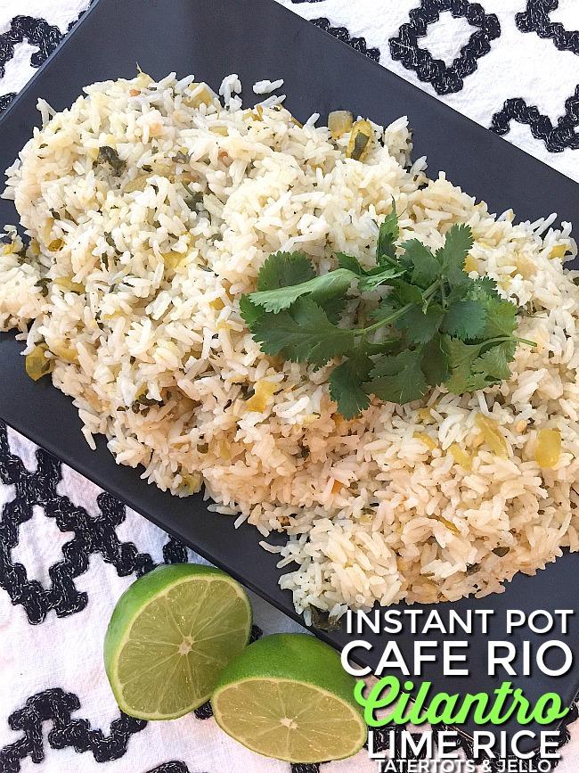 Cafe Rio Lime Rice Recipe