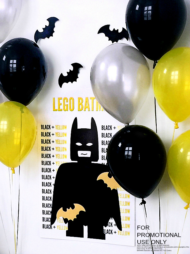 photo about Lego Batman Printable known as Lego Batman Social gathering Activity with free of charge printables