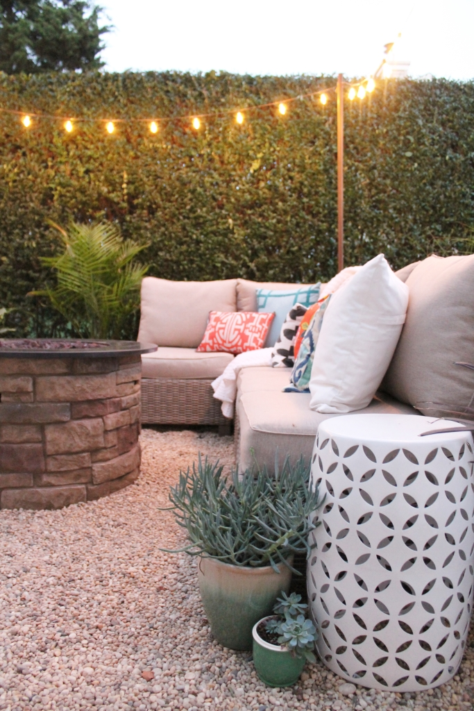 DIY Patio Projects to make your outdoor space awesome this summer.