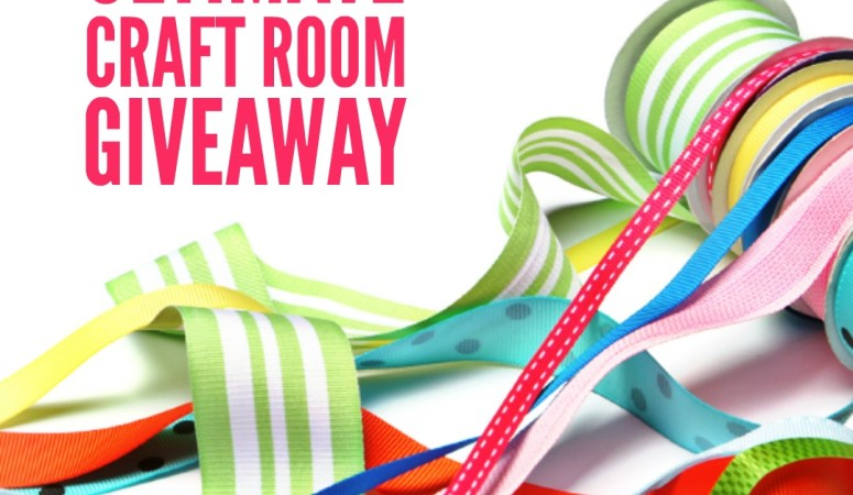 The Ultimate Craft Room Giveaway!!