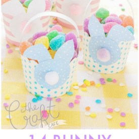 Great Ideas — 14 Bunny Projects!