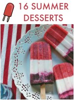 Great Ideas — 16 Summer Desserts!