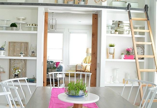6 Shelf Styling Tips — Make Shelves that POP!