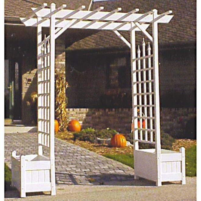 10 Outdoor Privacy Screen and Pergola Ideas