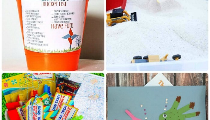 Great Ideas — 9 Summer Activities for Kids!