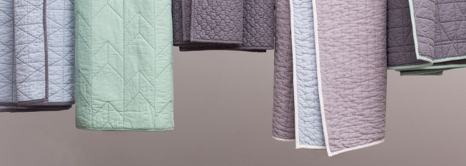 crane and canopy quilts