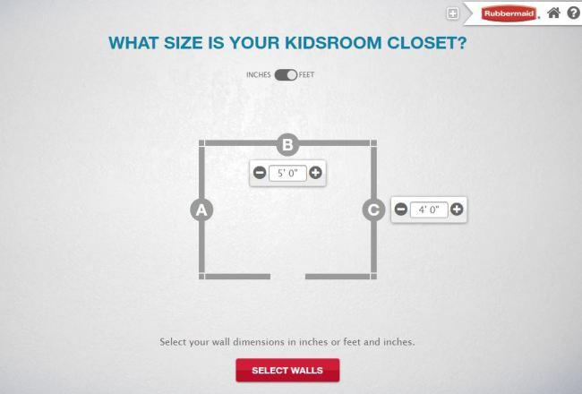 One Hour Kids Closet Transformation